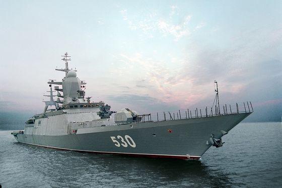 Военно-морская техника в общемировом балансе торговли оружием
