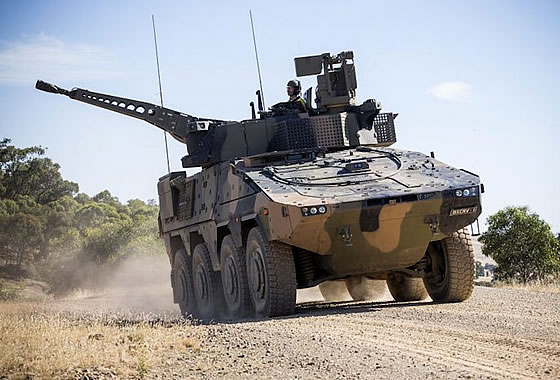 Вооруженные силы Австралии планируют закупить ББМ «Боксер» в рамках проекта «Лэнд-400» Фаза.2