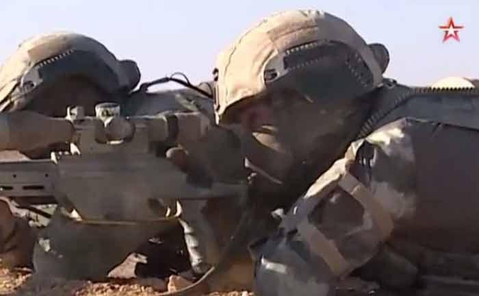 Подробности выхода из окружения российской военной полиции в провинции Хама
