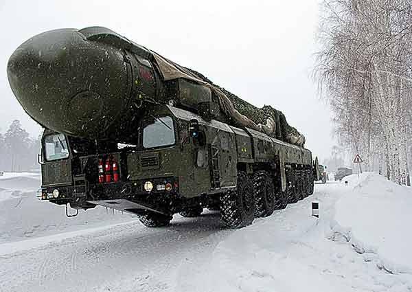 Россия отказалась присоединиться к договору о запрете ядерного оружия