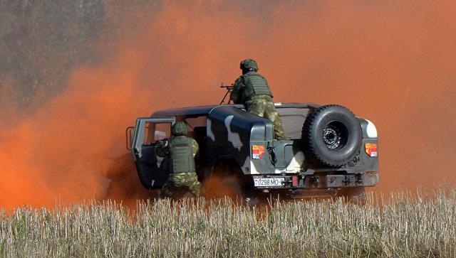 """В Минобороны объяснили название военных учений """"Запад-2017"""""""