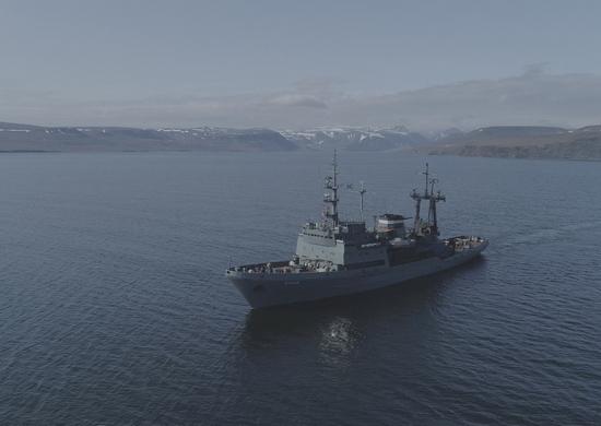 Комплексная экспедиция Северного флота повторила маршруты первопроходцев Земли Франца-Иосифа